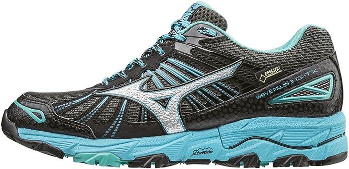 Mizuno Wave Mujin 3 G TX (W), Chaussures de Running Compétition Femme
