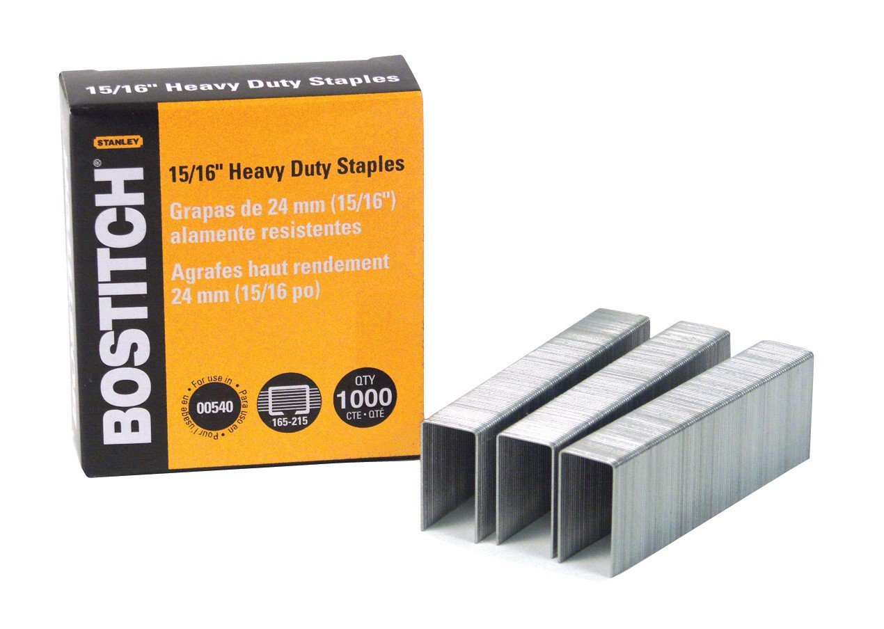 Bostitch Heavy Duty Premium Staples, SB355/8-1M