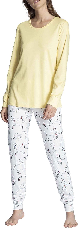 CALIDA Cosy Emotion B/ündchen-Pyjama Damen