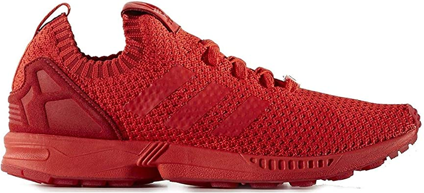 chaussure adidas zx flux homme rouge