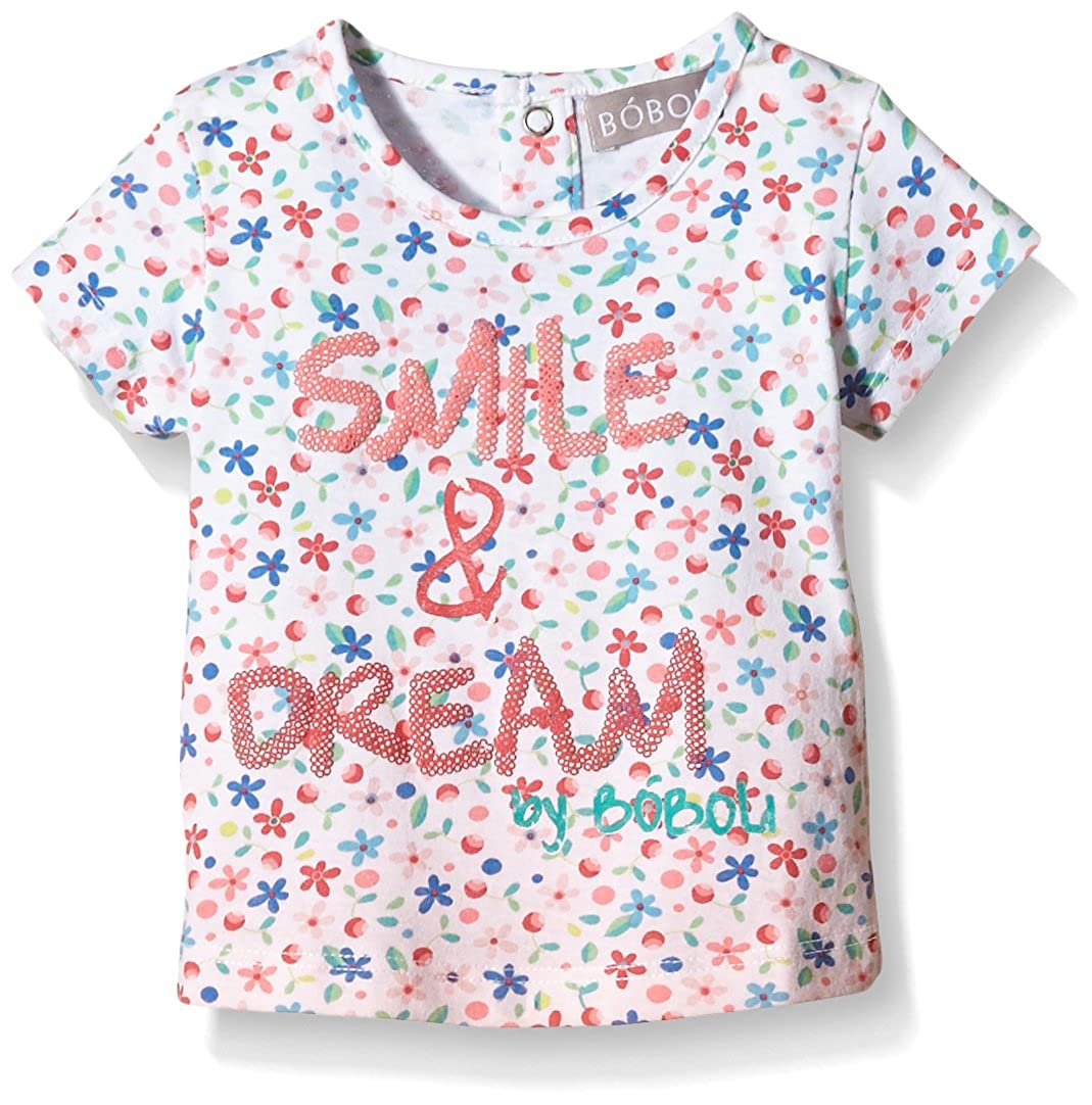 boboli Baby Girls T-Shirt 231084-9195