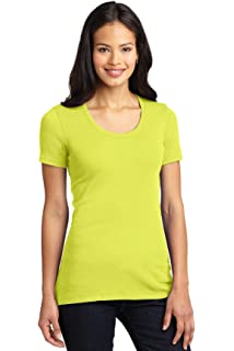 28f5cd2e838a Port Authority Ladies Concept Stretch V-Neck Tee. LM1005 at Amazon ...