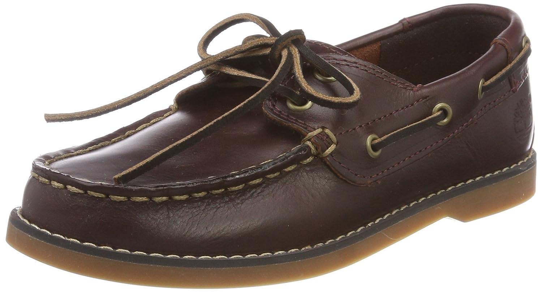 Amazon.com | Timberland Seabury Classic 2Eye, Unisex Kids Moccasins Moccasins | Shoes