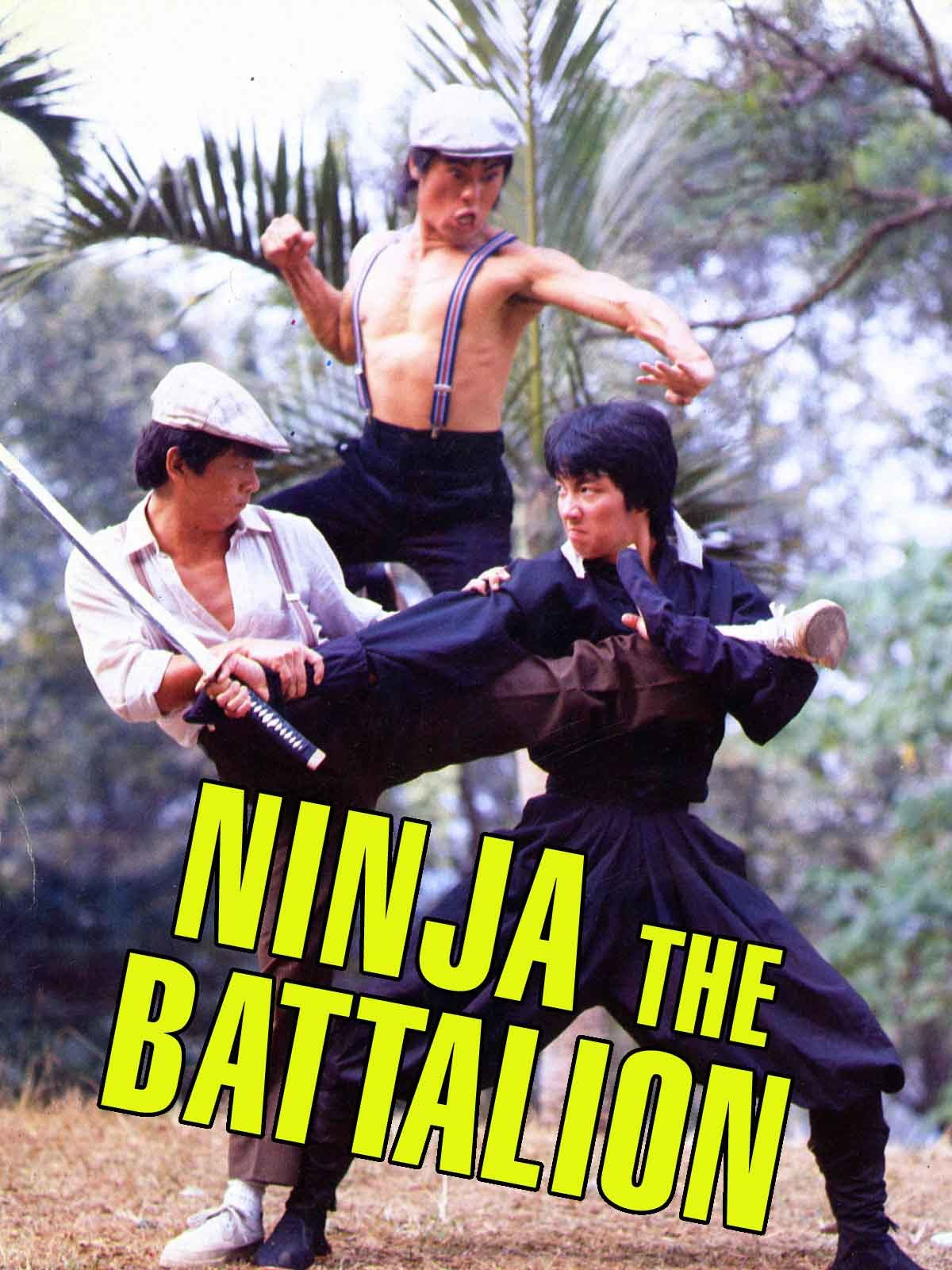 Watch Ninja The Battalion | Prime Video