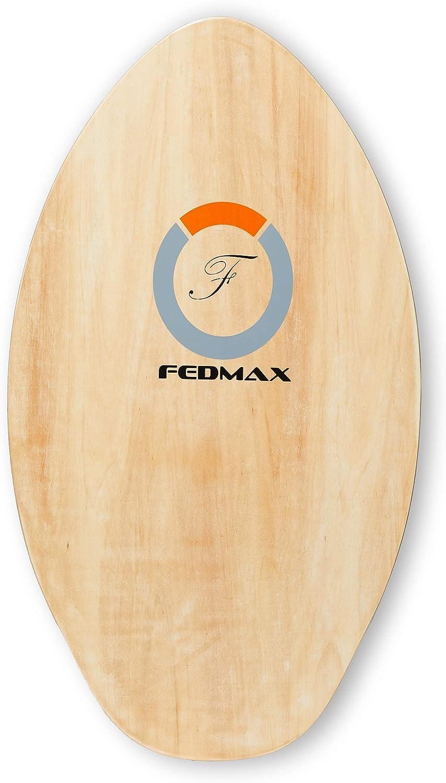 Fedmax Wood Skimboard