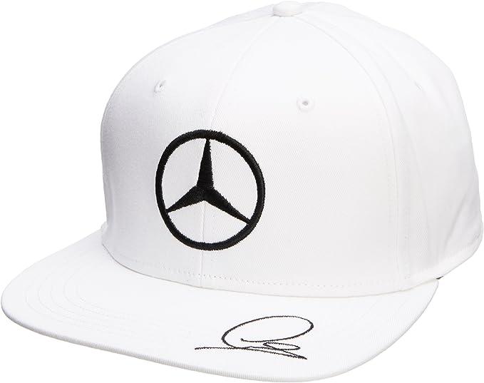 Mercedes AMG Petronas – Gorra para Hombre, Color Blanco, Talla ...