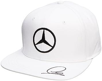 Mercedes AMG Petronas - Gorra para Hombre, Color Blanco, Talla única: Amazon.es: Deportes y aire libre