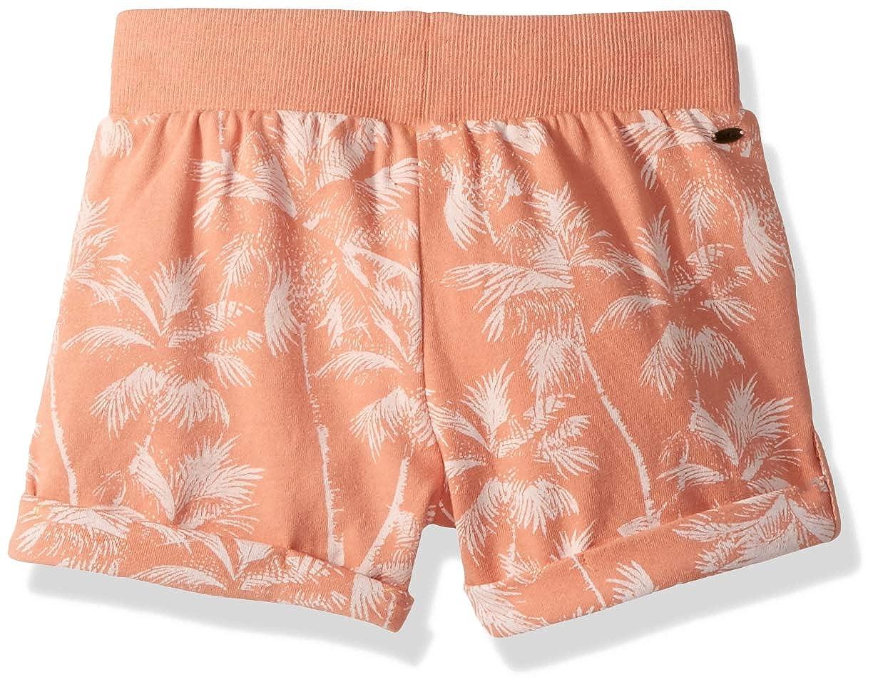 ONeill Girls Big New Palm Fleece Short