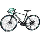 دراجة سباق من استر Pc 660 ، أسود/أخضر