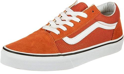 Vans Zapatilla Vans Old Skool VN0A38HBVGL1 Naranja