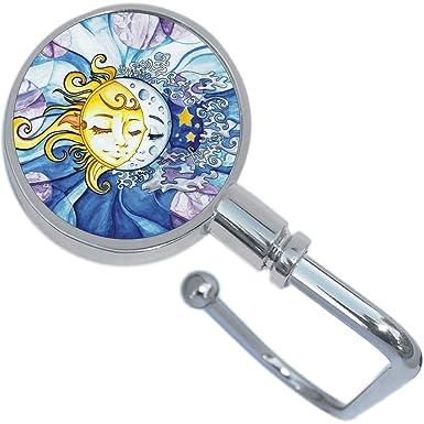 Amazon.com: Sol y Luna plegable cartera Colgador ph9030 ...