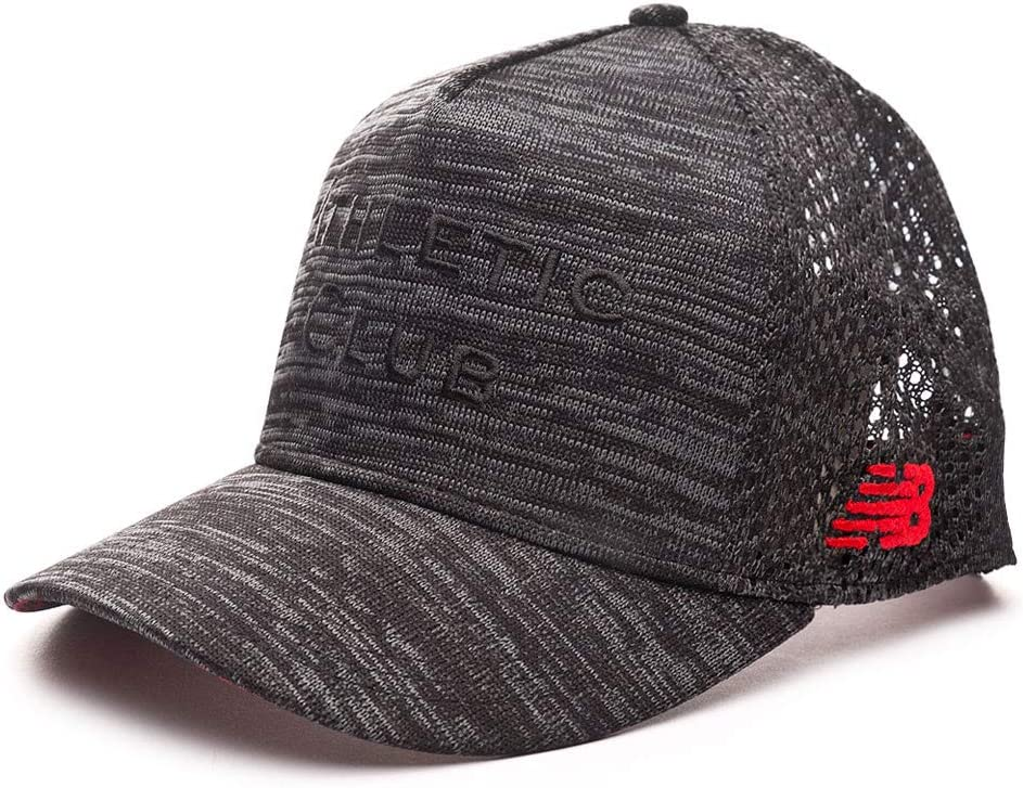 New Balance AC Bilbao Lifestyle 2019-2020, Gorra, Grey: Amazon.es ...