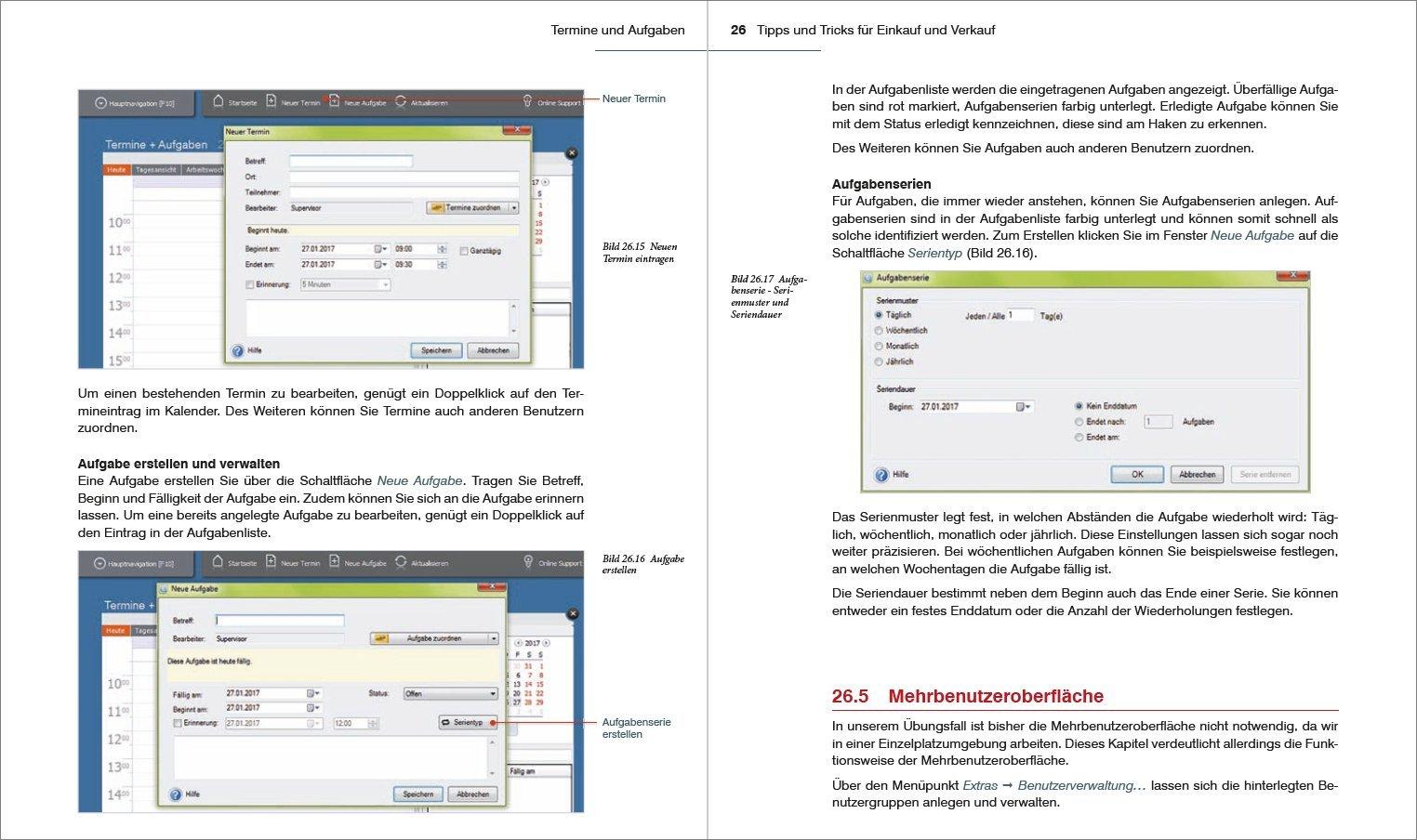 Das praxisnahe Kompendium zu Lexware warenwirtschaft®: 9783832801007 ...