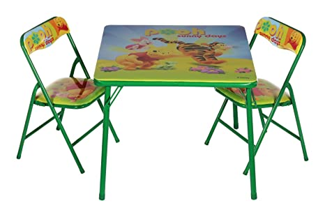 Buy Disney Cars - 3 pc Table & Chair Set Online at Low Prices in ...