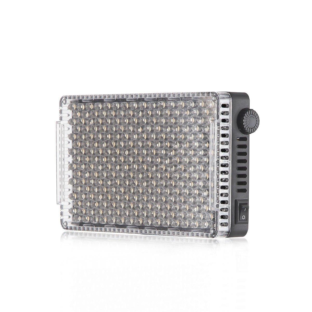 Aputure Amaran AL-F7 3200-9500K CRI/TLCI 95 LED panel LED video camera light (Aputure H198 Upgrade Version) with DigiKit cleaning cloth by Aputure (Image #3)