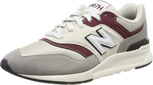 New Balance Herren 997h Sneaker, weiß