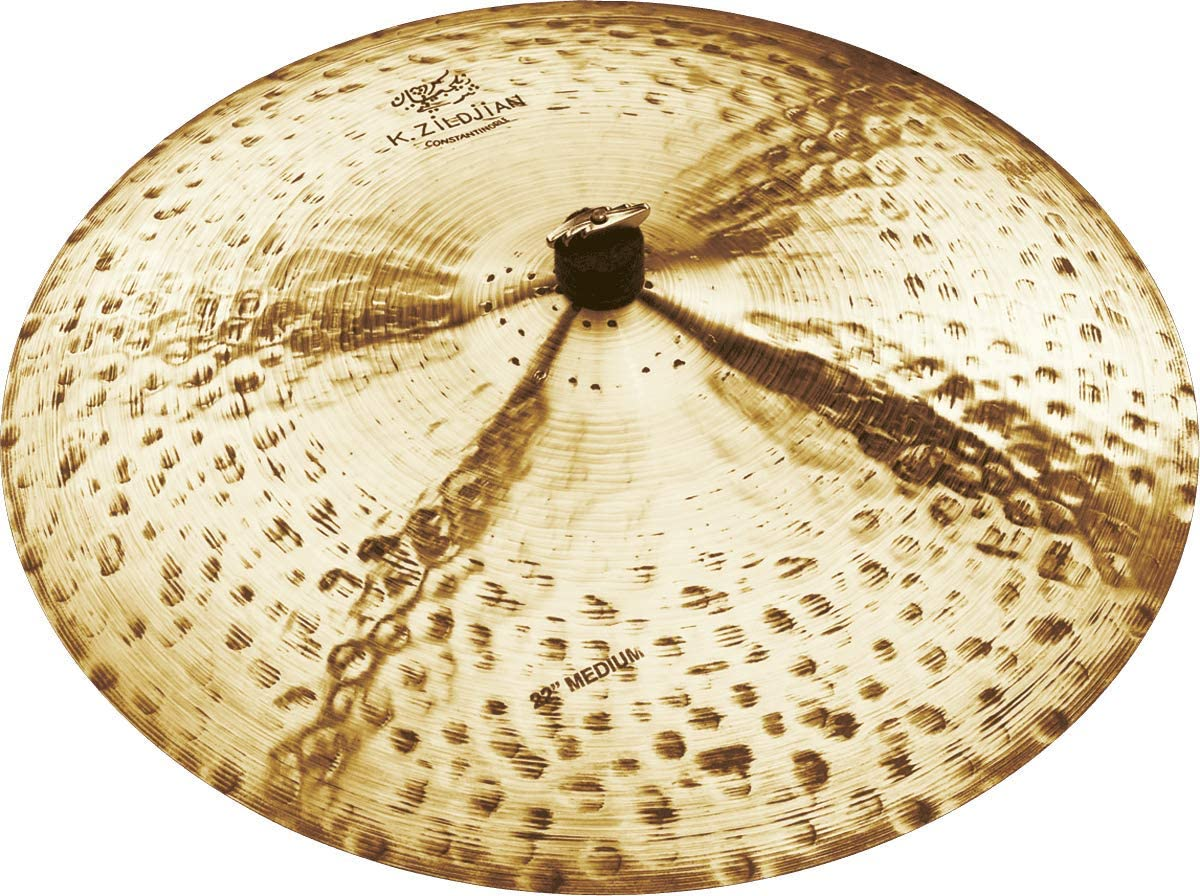 "Zildjian K Constantinople 22"" Medium Ride Cymbal"