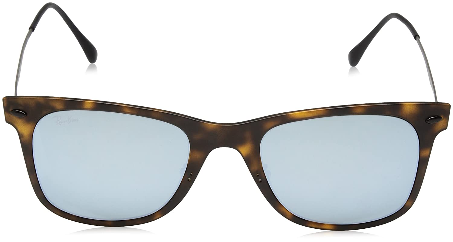 83f0b5dd65 Ray-Ban Men s Sunglasses RB4210 50 mm  Rayban  Amazon.co.uk  Clothing
