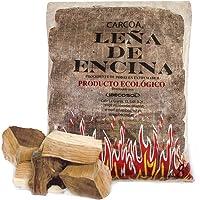 Carcoa Chimenea 06050 leña encina 8 kg, Marrón