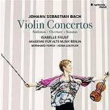 Johann Sebastian Bach: Violin Concertos/Sinfonias/Overture/...