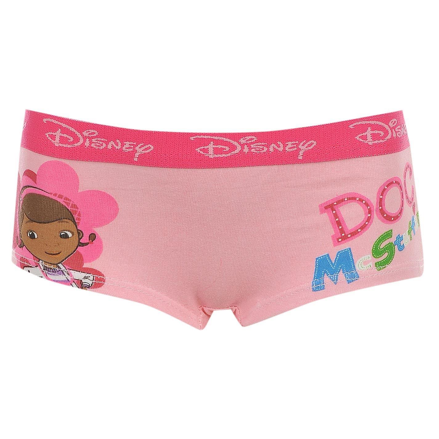 Disney Doc McStuffins Boxer Slip ropa interior Niñas Rosa/Multi Tanga bragas: Amazon.es: Deportes y aire libre