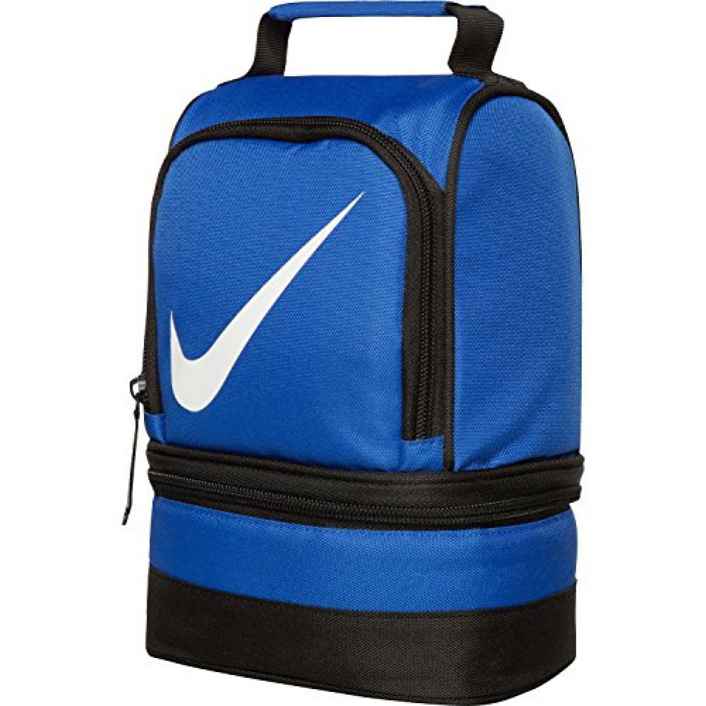 Nike Dome Lunch Box (Game Royal/Black/Black, One Size)
