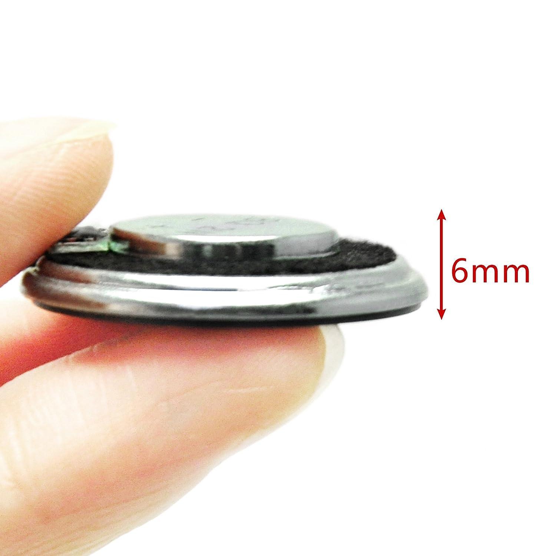 cod: AE1054U 8 Ohm diametro: 28/mm Micro altoparlanti per progetti fai da te con Arduino 8 R confezione da 2 pezzi Gikfun 2 W,