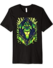 Disney Lion King Evil Scar Graphic T-Shirt