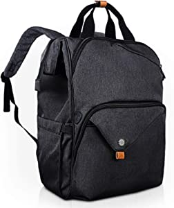 Hap Tim Laptop Backpack, Travel Backpack for Women,Work Backpack (7651-DG)
