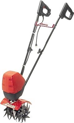 Mantis 7250-00-03 Electric Tiller, Pack of 1, Red & Black