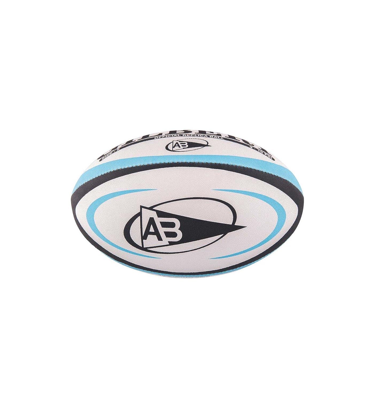 Gilbert Mini Ballon de Rugby Bayonne (Taille 1): Amazon.es ...