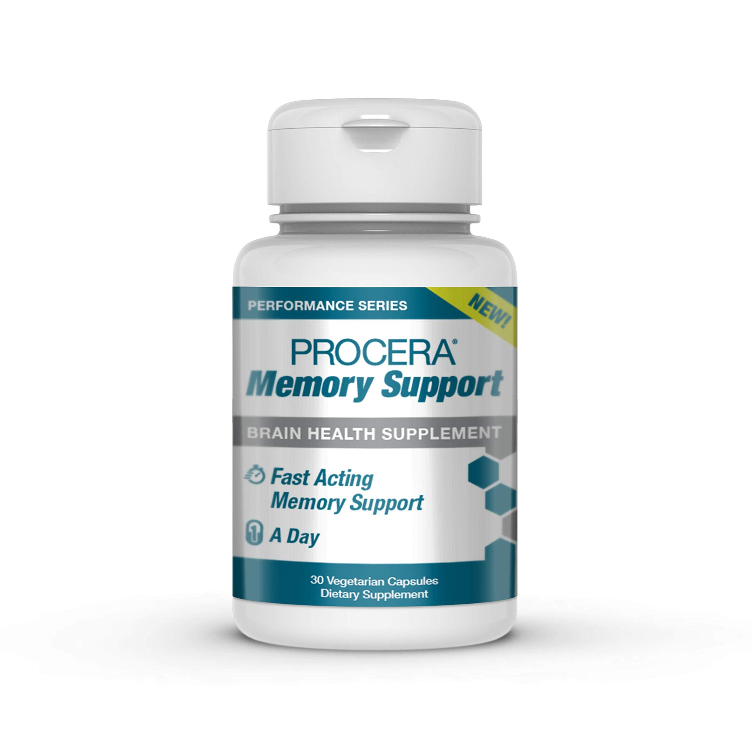 Amazon.com: Fast-Acting Energy & Focus Nootropic Study-Aid, Pre ...