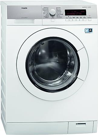 AEG L87485FL Independiente 8kg 1400RPM A+++ Color blanco Front ...