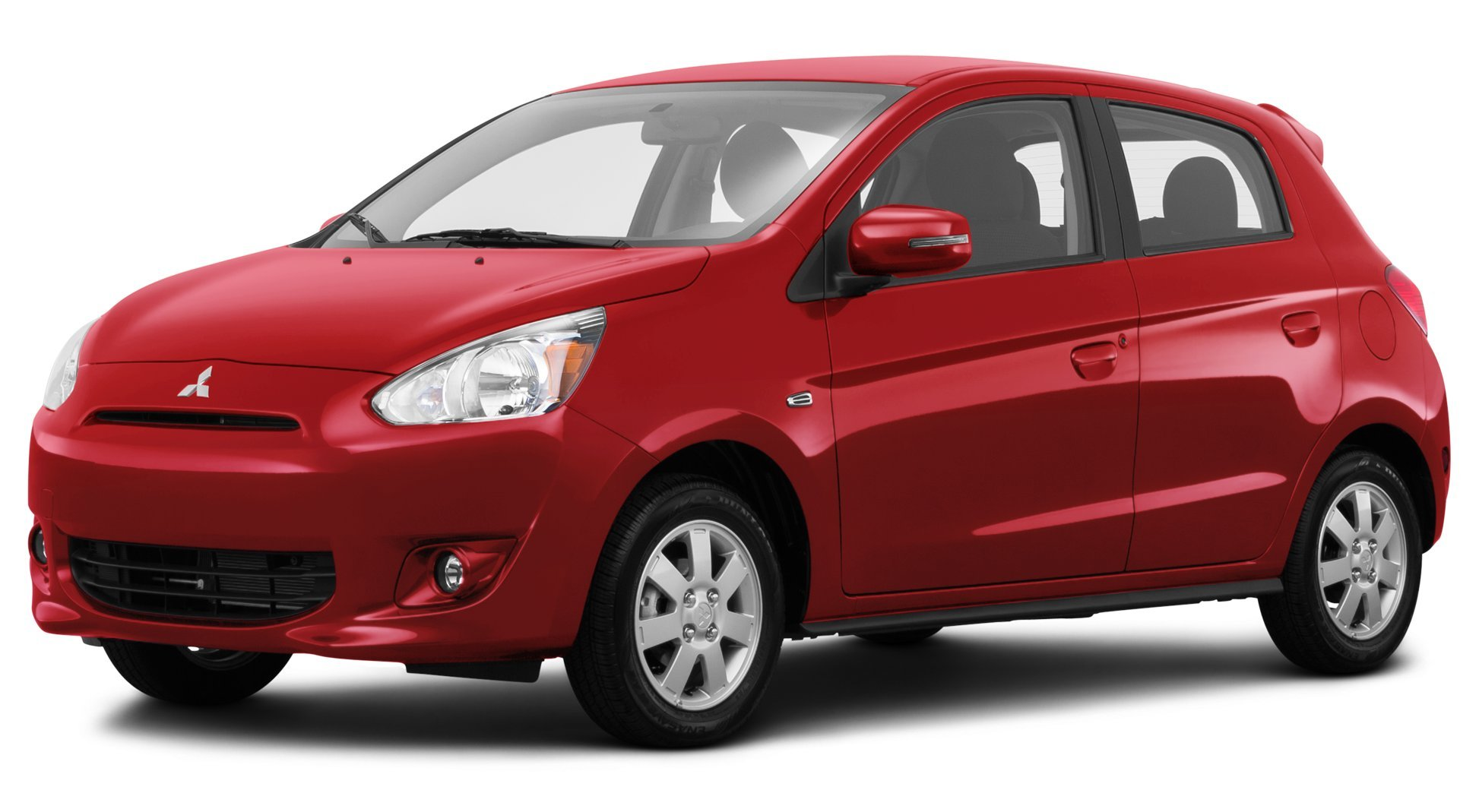 2015 mitsubishi mirage de 4 door hatchback cvt