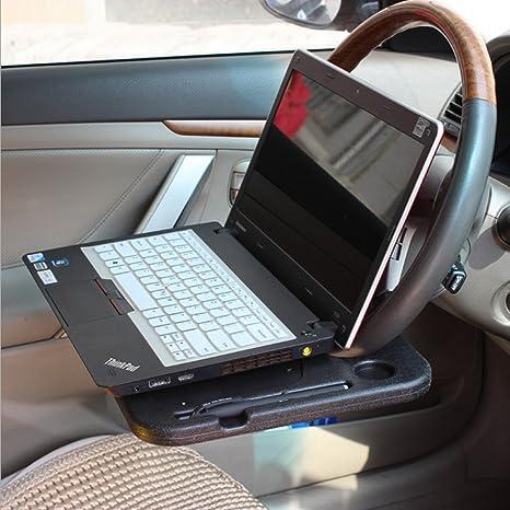 Tavolino Da Auto.Vassoio Multifunzionale Da Auto Per Volante Tavolino
