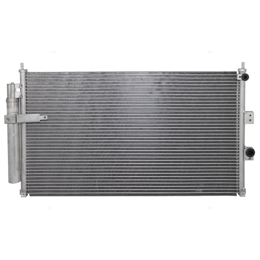 A/C AC Condenser Cooling Assembly Replacement for 06-11 Honda Civic Sedan 80110-SNA-A02 80110-SNA-A42