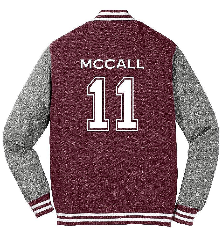 Adult Teen Wolf Beacon Hills McCall 2-Sided Sweatshirt Jacket JK-bh112369-MRXL