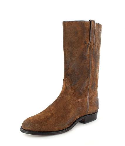 Tony Mora Westernstiefel 1257 Braun Classic Boots ZfW49wh