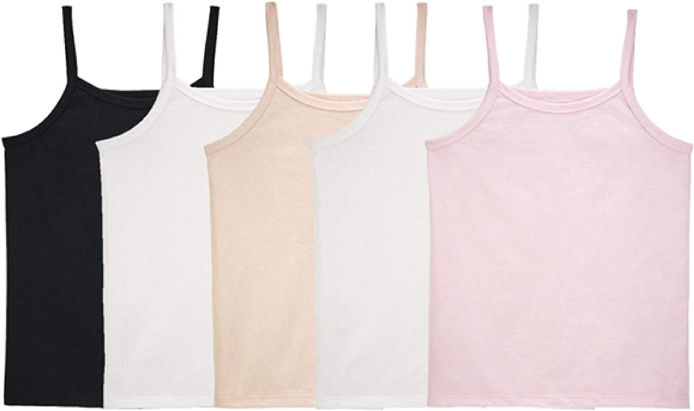 Fruit of the Loom Girls' Undershirts (Camis & Tanks): Clothing