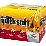 duraflame Quick Start Firelighters, 10 - 4 packs