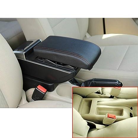 Para Bora Golf 4 Auto Consola Central Apoyabrazos Reposabrazos Accesorios,Espacio de almacenamiento de gran