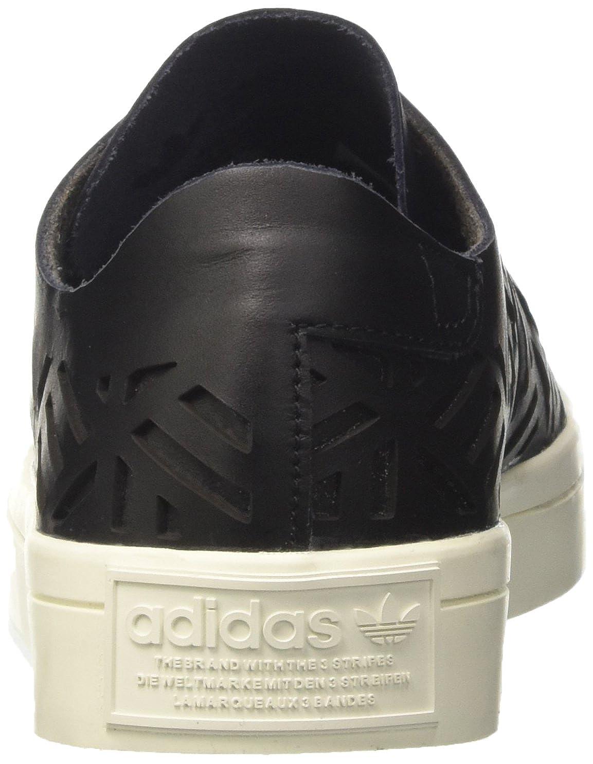 buy popular e830e 612b3 adidas Courtvantage Cutout Chaussures de Tennis Femme  Amazon.fr   Chaussures et Sacs