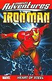 Marvel Adventures Iron Man, Vol. 1: Heart of Steel (v. 1)