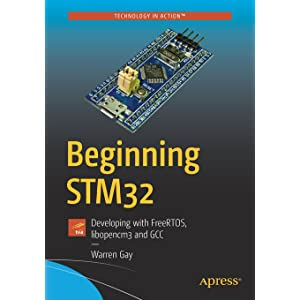 Amazon com: Programming with STM32: Getting Started with the
