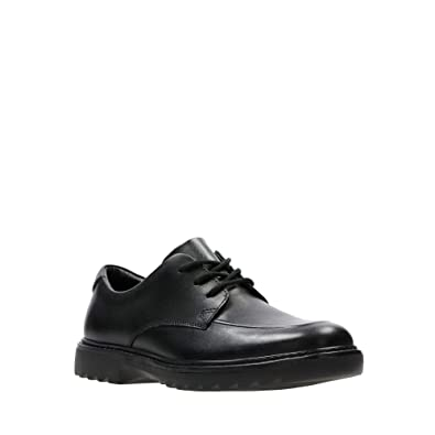Clarks Boys Lace Up Formal Shoes /'Asher Grove/'