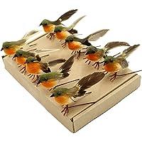 Yolococa - 10 piezas de plumas artificiales