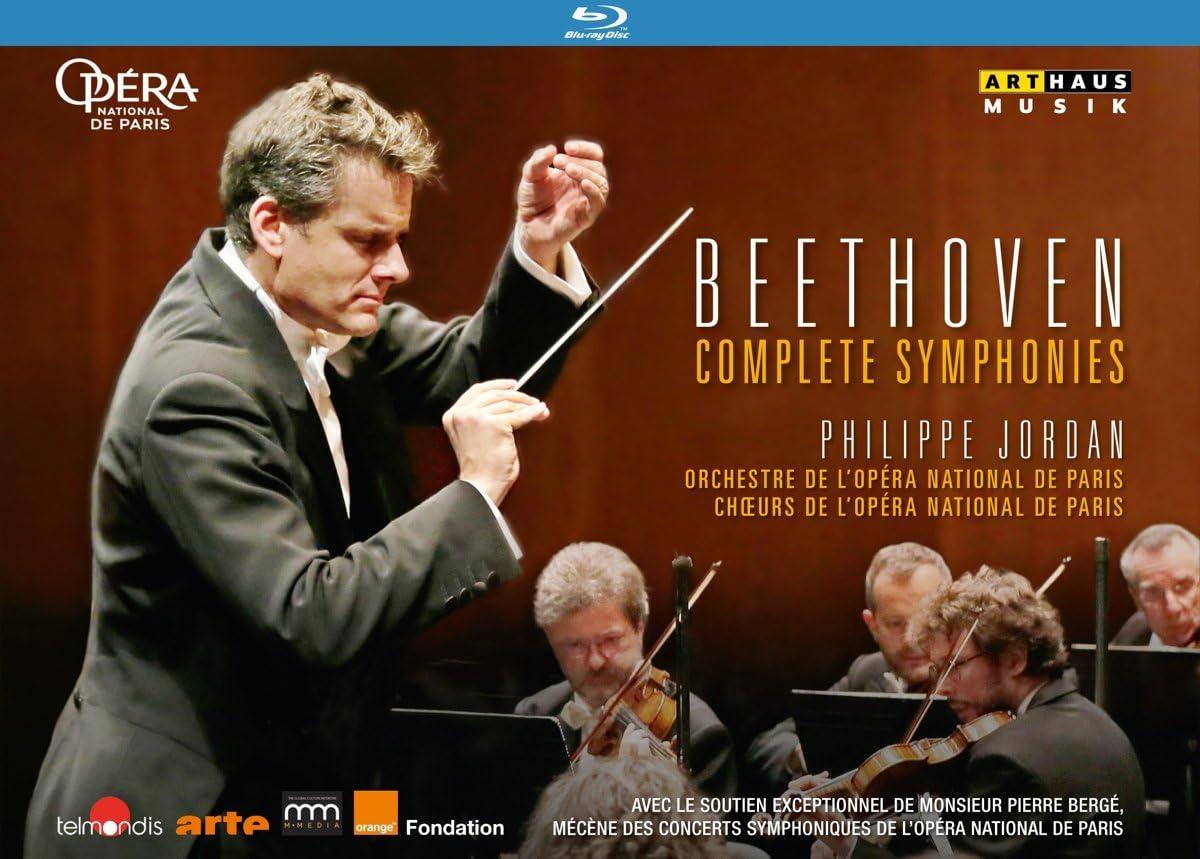 Complete Symphonies [Blu Ray]: : Ludwig Van