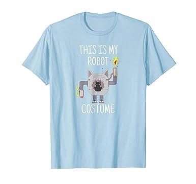 Amazon Com Robot Costume Shirt Funny Easy Pj Robotics Pajama Mom