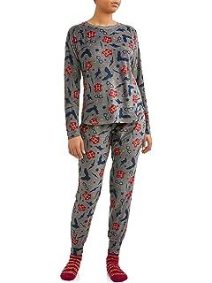 0a5af24ebe Women s Harry Potter Super Minky Fleece Pajamas with Matching Socks Gift Set