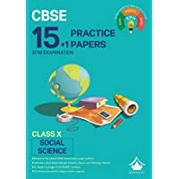 15+1 Practice Papers - Social Science: CBSE Class 10 for 2019 Examination (Sample Papers)